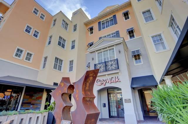 200 NE 2nd Avenue #402, Delray Beach, FL 33444 (#RX-10610088) :: Ryan Jennings Group