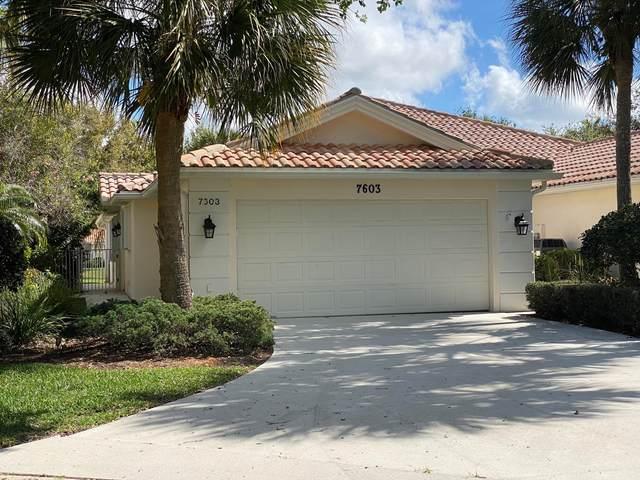 7603 Pine Island Way, West Palm Beach, FL 33411 (#RX-10610114) :: Ryan Jennings Group
