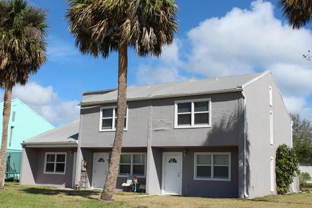 912 Shorewinds Drive B, Hutchinson Island, FL 34949 (#RX-10610370) :: Ryan Jennings Group