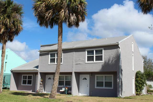 912 Shorewinds Drive C, Hutchinson Island, FL 34949 (#RX-10610384) :: Ryan Jennings Group