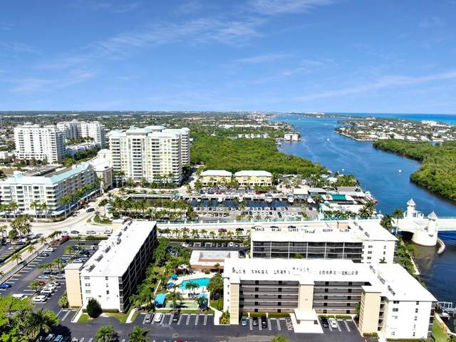 740 E Ocean Avenue #401, Boynton Beach, FL 33435 (MLS #RX-10610540) :: Berkshire Hathaway HomeServices EWM Realty