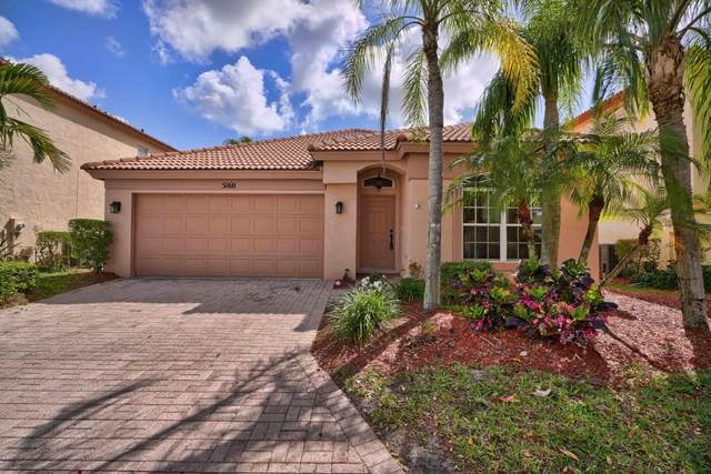 5160 Elpine Way, Riviera Beach, FL 33418 (#RX-10610597) :: Ryan Jennings Group