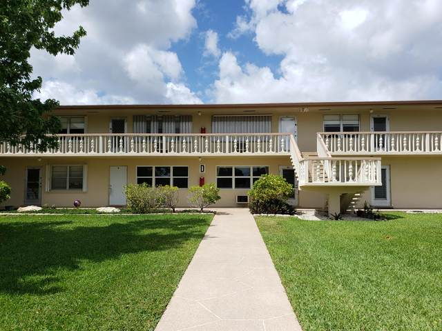 80 Bedford D, West Palm Beach, FL 33417 (#RX-10610660) :: Ryan Jennings Group