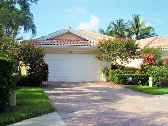 913 Magdalena Road, Palm Beach Gardens, FL 33410 (#RX-10610690) :: Ryan Jennings Group