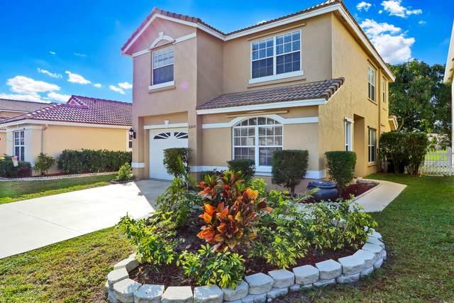 6826 Big Pine Key Street, Lake Worth, FL 33467 (#RX-10610891) :: Ryan Jennings Group