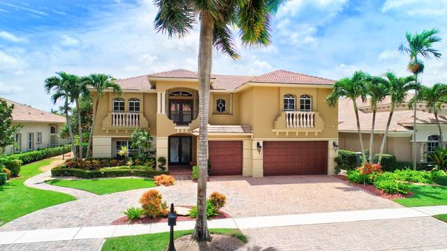16264 Mira Vista Lane, Delray Beach, FL 33446 (#RX-10611015) :: Ryan Jennings Group