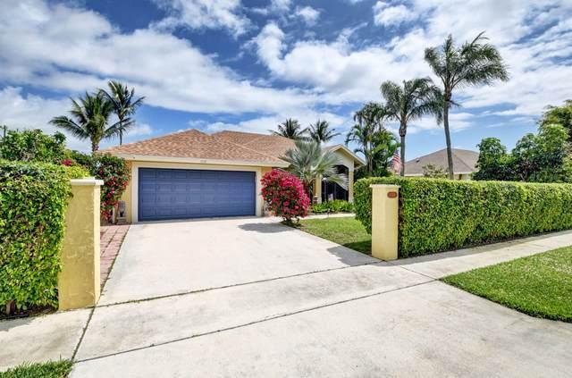 3518 Diane Drive, Boynton Beach, FL 33435 (#RX-10611168) :: Ryan Jennings Group