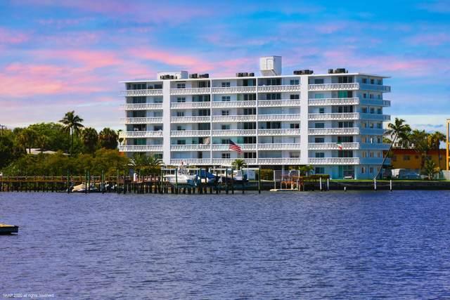 231 E Lantana Road #203, Lantana, FL 33462 (#RX-10611300) :: Posh Properties