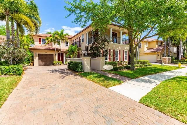 1137 Vintner Boulevard, Palm Beach Gardens, FL 33410 (MLS #RX-10611712) :: The Jack Coden Group
