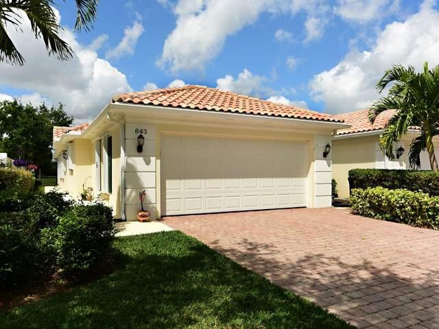 843 SW Tamarrow Place, Stuart, FL 34997 (#RX-10611908) :: Ryan Jennings Group
