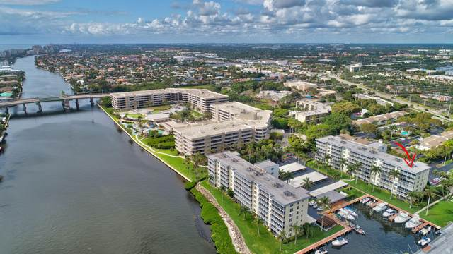 1 Harbourside Drive #1606, Delray Beach, FL 33483 (#RX-10612111) :: The Reynolds Team/ONE Sotheby's International Realty