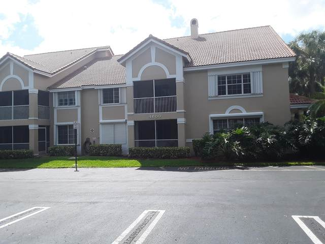4600 W Mcnab Road B2, Pompano Beach, FL 33069 (MLS #RX-10612255) :: The Paiz Group