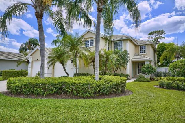 614 Masters Way, Palm Beach Gardens, FL 33418 (#RX-10612269) :: Ryan Jennings Group