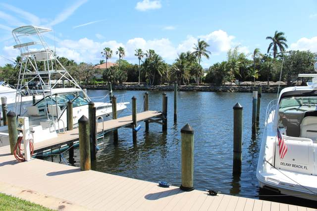 240 Captains Walk #504, Delray Beach, FL 33483 (#RX-10612368) :: Ryan Jennings Group