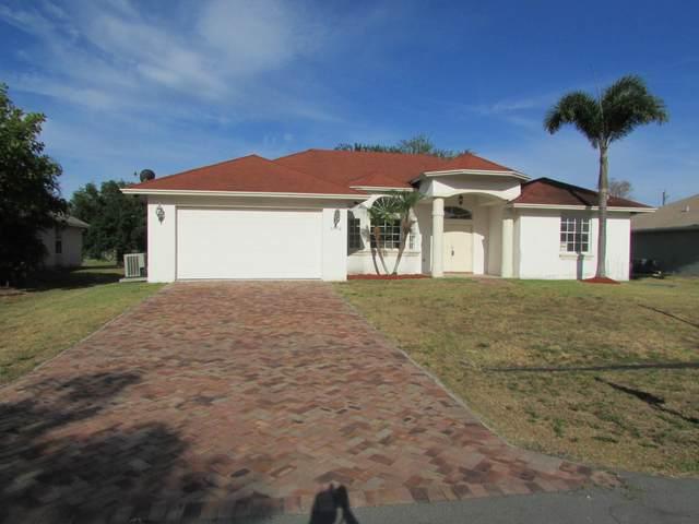 3462 SW Princeton Street, Port Saint Lucie, FL 34953 (#RX-10612413) :: Ryan Jennings Group