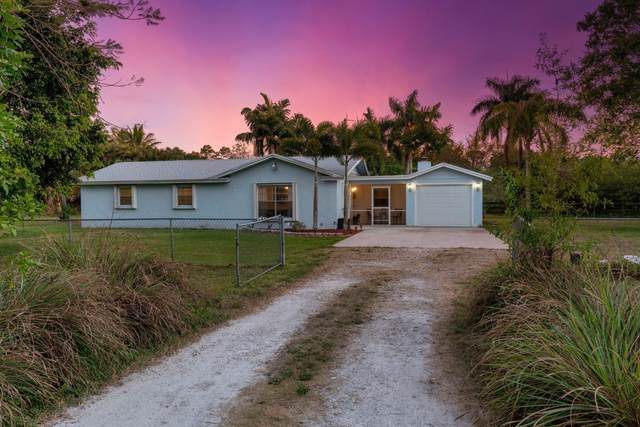 14842 April Drive, Loxahatchee Groves, FL 33470 (#RX-10612464) :: Ryan Jennings Group
