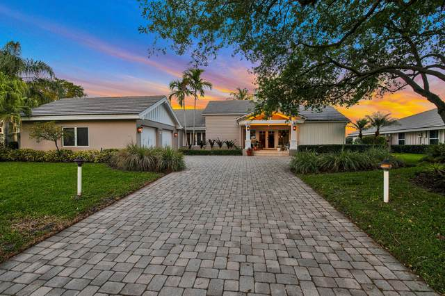 5006 Whispering Hollow, Palm Beach Gardens, FL 33418 (#RX-10613027) :: Ryan Jennings Group