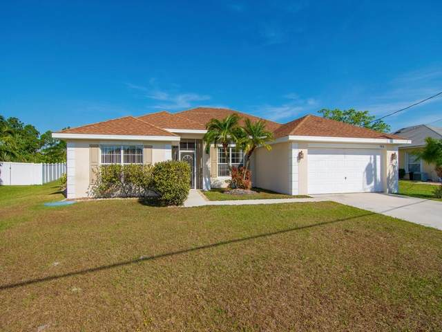 5876 NW Dowse Street, Port Saint Lucie, FL 34986 (#RX-10613267) :: Real Estate Authority