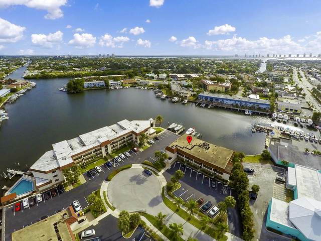 312 Lake Circle #208, North Palm Beach, FL 33408 (#RX-10613359) :: Ryan Jennings Group