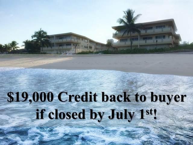 1199 Hillsboro Mile #331, Hillsboro Beach, FL 33062 (#RX-10613913) :: Ryan Jennings Group