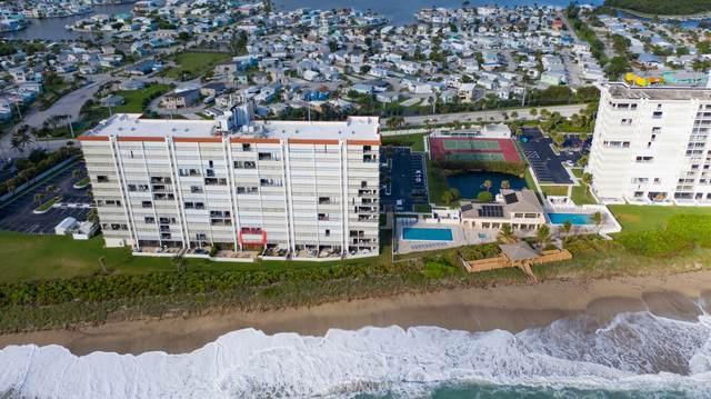 10680 S Ocean Drive #105, Jensen Beach, FL 34957 (#RX-10614007) :: Ryan Jennings Group