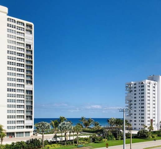 2851 S Ocean Boulevard 4R, Boca Raton, FL 33432 (#RX-10614192) :: The Reynolds Team/ONE Sotheby's International Realty