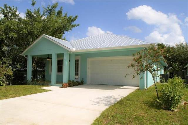 876 SW 34th Terrace, Palm City, FL 34990 (#RX-10614477) :: The Reynolds Team/ONE Sotheby's International Realty