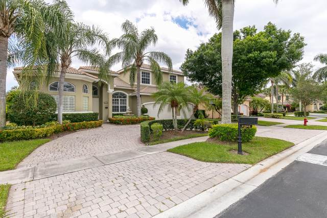 21842 Cypress Palm Court, Boca Raton, FL 33428 (#RX-10614820) :: Ryan Jennings Group