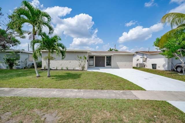 8661 NW 20th Court, Sunrise, FL 33322 (#RX-10615853) :: Ryan Jennings Group