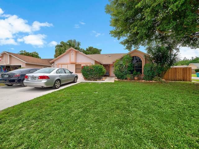 1828 Banyan Creek Circle N, Boynton Beach, FL 33436 (#RX-10616115) :: Ryan Jennings Group