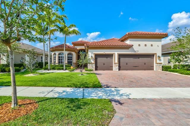 10061 Edgewater Court, Parkland, FL 33076 (#RX-10616233) :: Ryan Jennings Group