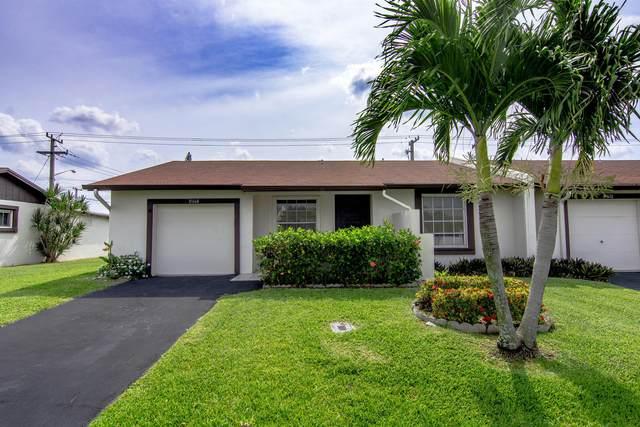 15668 Bottlebrush Circle, Delray Beach, FL 33484 (#RX-10617223) :: Ryan Jennings Group