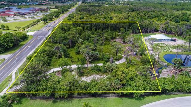 0 SE Cove Road, Stuart, FL 34997 (MLS #RX-10618209) :: Berkshire Hathaway HomeServices EWM Realty