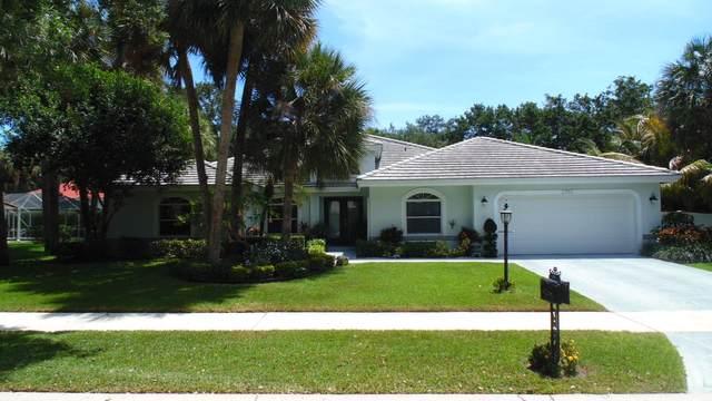 2751 Hampton Circle W, Delray Beach, FL 33445 (#RX-10618212) :: Ryan Jennings Group