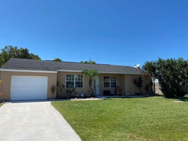 2450 SE Rock Springs Drive, Port Saint Lucie, FL 34952 (#RX-10618317) :: Ryan Jennings Group