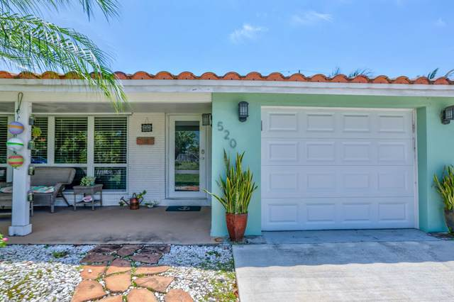 520 SE 3rd Street, Deerfield Beach, FL 33441 (#RX-10618947) :: Ryan Jennings Group