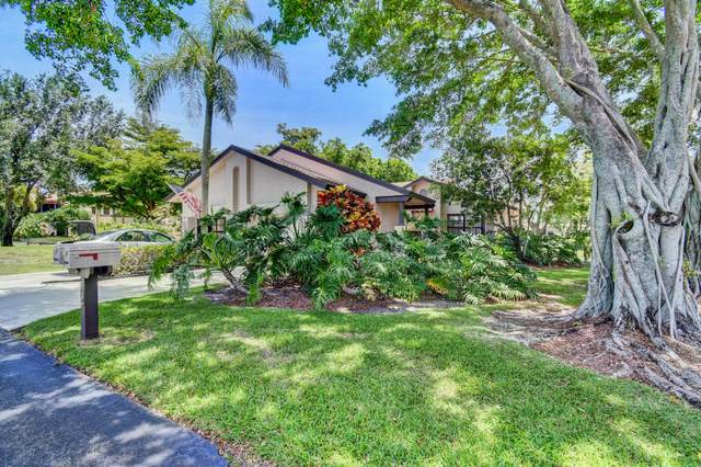 5319 Fairway Woods Drive #2712, Delray Beach, FL 33484 (#RX-10619422) :: Ryan Jennings Group