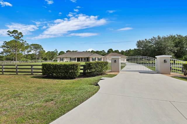 14844 Black Bear Road, Palm Beach Gardens, FL 33418 (MLS #RX-10619568) :: The Jack Coden Group
