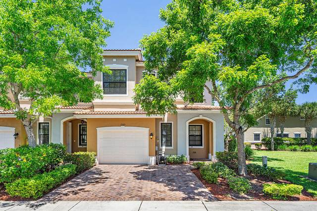 5105 Gramercy Square Drive, Delray Beach, FL 33484 (#RX-10619910) :: Ryan Jennings Group