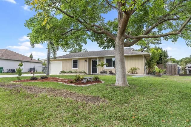 173 SE Manly Avenue, Port Saint Lucie, FL 34983 (#RX-10620005) :: Ryan Jennings Group