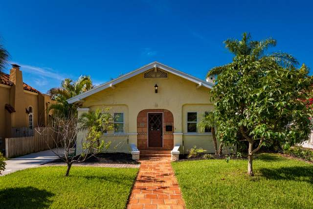 426 30th Street, West Palm Beach, FL 33407 (#RX-10621505) :: Ryan Jennings Group