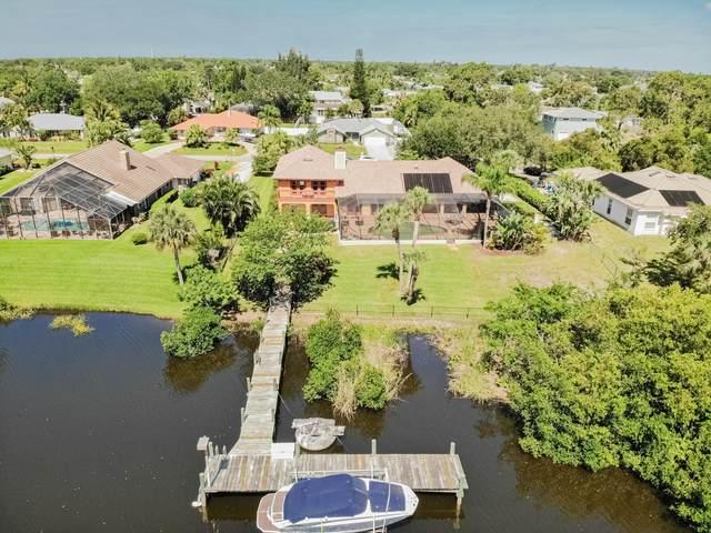 609 SE Hidden River Drive, Port Saint Lucie, FL 34983 (#RX-10621900) :: Ryan Jennings Group