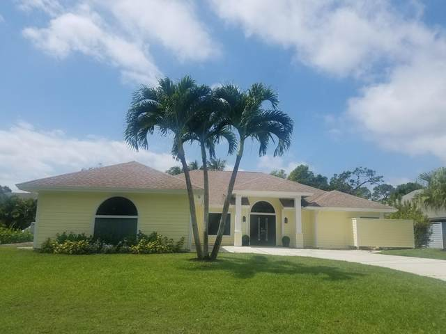 10840 SE Seminole Road, Tequesta, FL 33469 (#RX-10622162) :: Realty One Group ENGAGE
