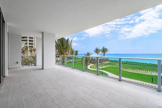 5000 N Ocean Drive #302, Singer Island, FL 33404 (#RX-10622307) :: Ryan Jennings Group