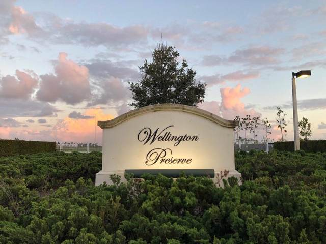 12417 Wellington Preserve Boulevard, Wellington, FL 33449 (MLS #RX-10622490) :: Berkshire Hathaway HomeServices EWM Realty