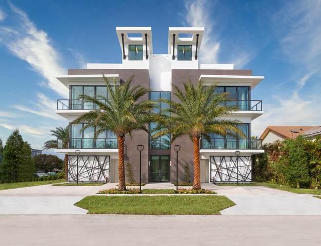 344 Venetian Drive #101, Delray Beach, FL 33483 (#RX-10622744) :: Posh Properties