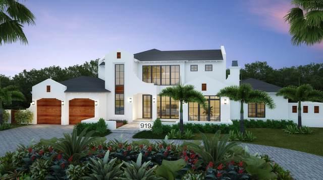 919 Seagate Drive, Delray Beach, FL 33483 (#RX-10622763) :: Ryan Jennings Group
