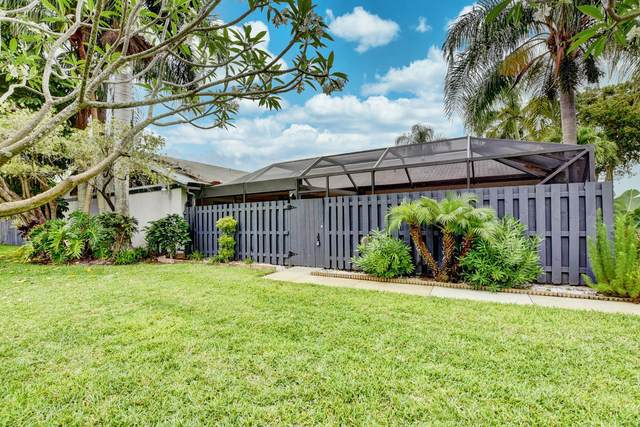 1206 Shibumy Circle B, West Palm Beach, FL 33415 (MLS #RX-10622820) :: Berkshire Hathaway HomeServices EWM Realty