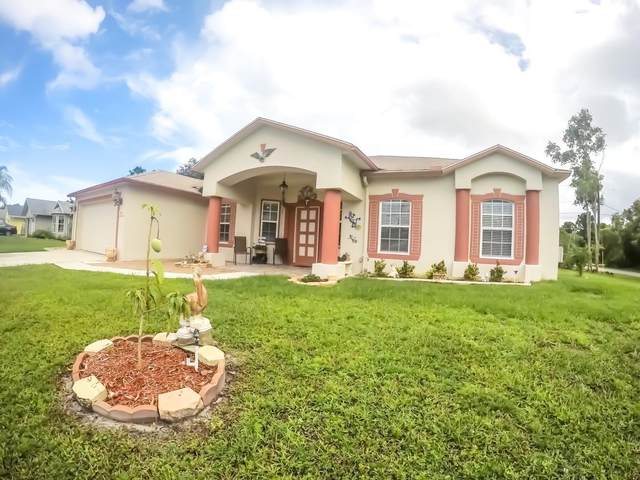 6871 NW Hogate Circle NW, Port Saint Lucie, FL 34983 (#RX-10623031) :: The Reynolds Team/ONE Sotheby's International Realty