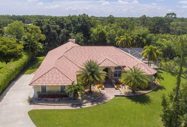 3704 SW Thurber Place, Palm City, FL 34990 (#RX-10623202) :: Real Estate Authority